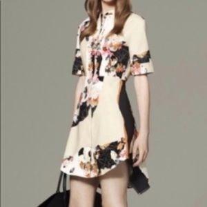 😎3-1 Phillip Lim😎Asian Zip Front Shirt Dress